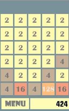 Just Get 2048 poster
