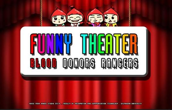 Funny Theater poster