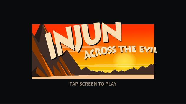Injun: Across the Evil 海報