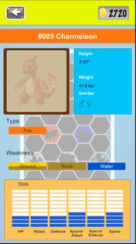 The Poke Monsters Quiz screenshot 3