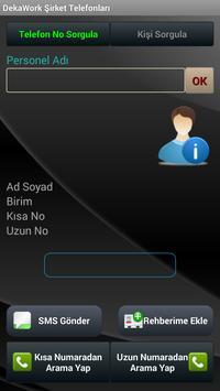 DekaWork apk screenshot
