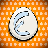 Eggszy - Aim, charge and fire those eggs icon