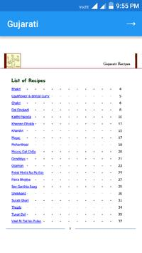 Best Gujarati Recipes screenshot 1
