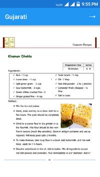 Best Gujarati Recipes screenshot 4