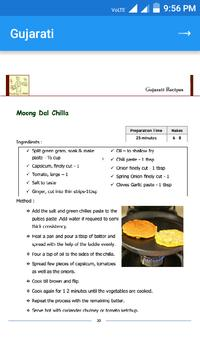 Best Gujarati Recipes screenshot 5