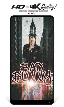 Bad Bunny Wallpapers poster