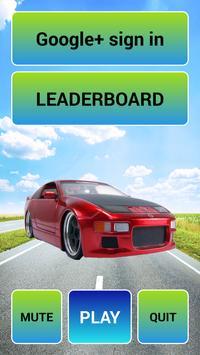 Speed Car hero poster