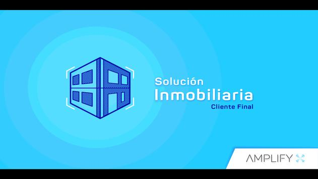 Solución Inmobiliaria - Demo AmplifyX poster