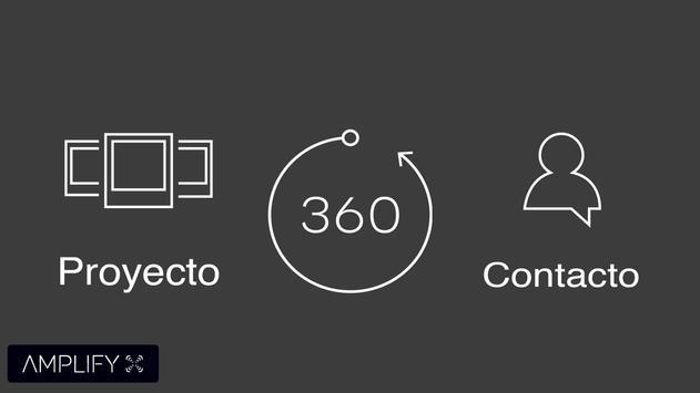 Solución Inmobiliaria - Demo AmplifyX screenshot 1