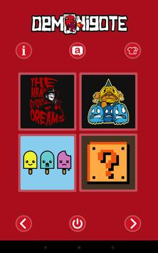 T-Shirts (AR) poster
