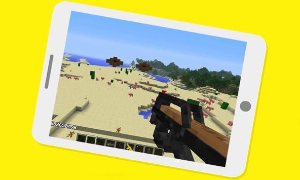 DesnoGuns Mod For Minecraft PE screenshot 2