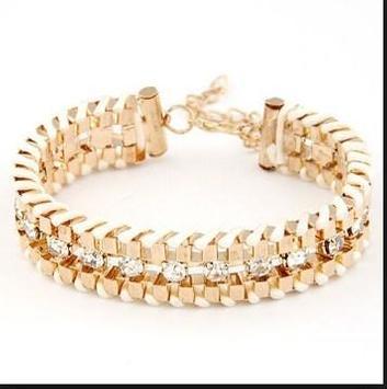 Design gold bracelet screenshot 5