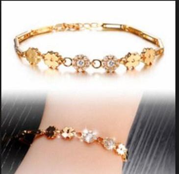 Design gold bracelet screenshot 7