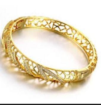 Design gold bracelet screenshot 10