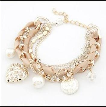 Design gold bracelet screenshot 17