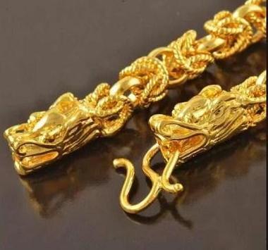 Design gold bracelet screenshot 14
