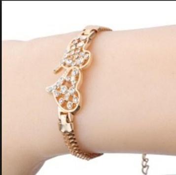Design gold bracelet screenshot 15