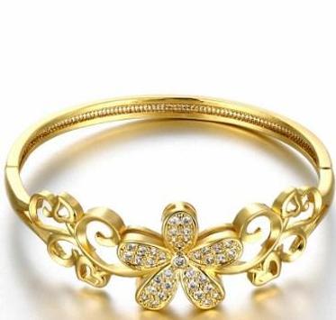 Design gold bracelet screenshot 16