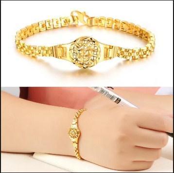 Design gold bracelet screenshot 19