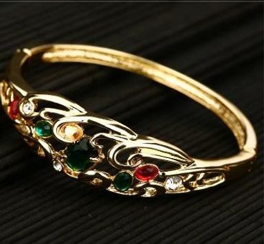 Design gold bracelet screenshot 20