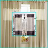 Luxury Curtain Design icon