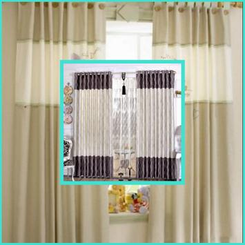 Luxury Curtain Design poster