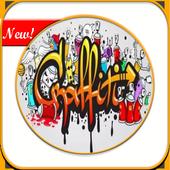 Graffiti Design icon