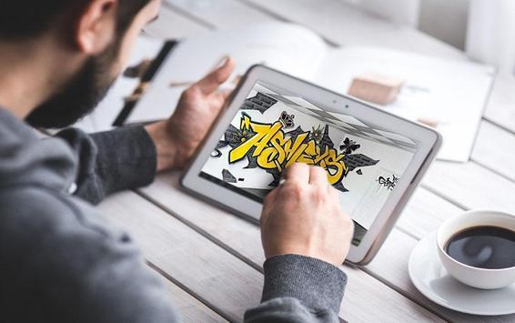 Graffiti Design apk screenshot