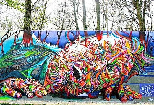 Graffiti Design screenshot 3