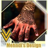 Design Henna Mehndi icon