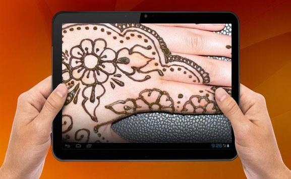 Design Henna Mehndi screenshot 3