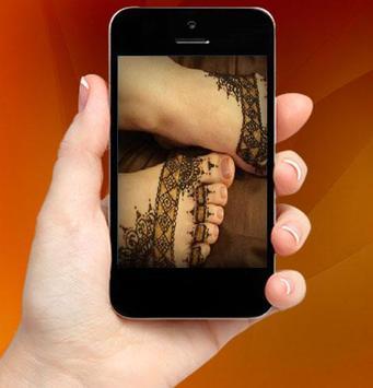 Design Henna Mehndi screenshot 1