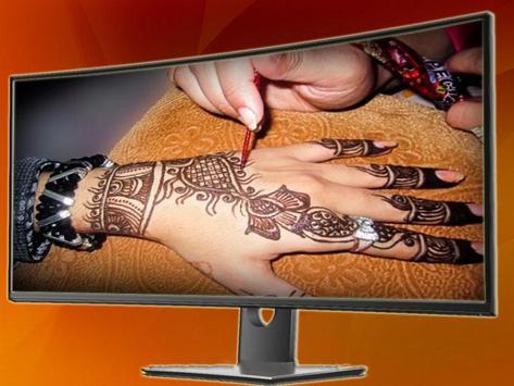 Design Henna Mehndi screenshot 4