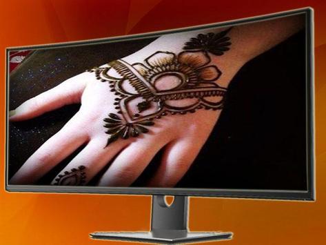 Design Henna Mehndi apk screenshot