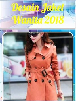 Women Jacket Design 2018 screenshot 1