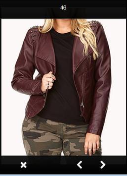 Women Jacket Design 2018 screenshot 3