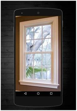 Home Window Design poster