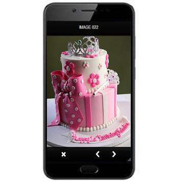 Desain Kue Ulang Tahun apk screenshot