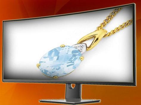 Gold Necklace Design screenshot 4