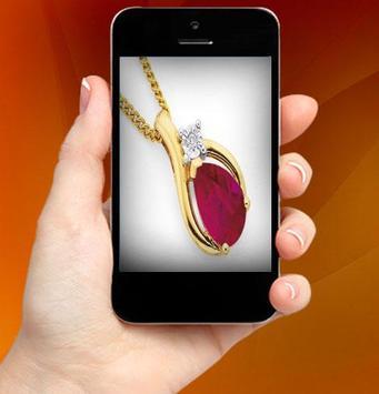 Gold Necklace Design screenshot 1