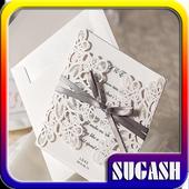 Wedding Invitation Card Design icon