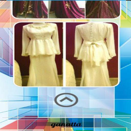 Kebaya Design Bride poster