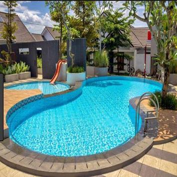 Swimming Pool Design poster