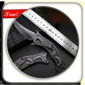 Knife Design icon