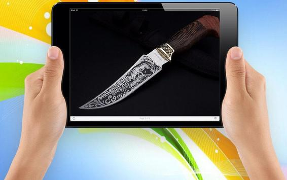 Knife Design screenshot 2