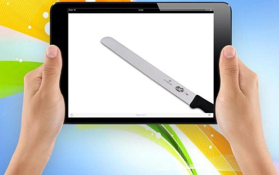 Konstrukcja noża screenshot 3