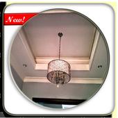Gypsum Ceiling House Design icon