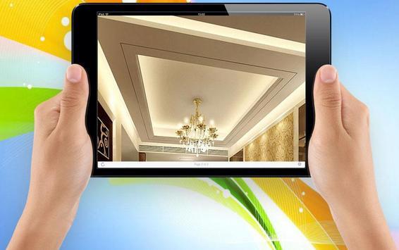 Gypsum Ceiling House Design screenshot 3