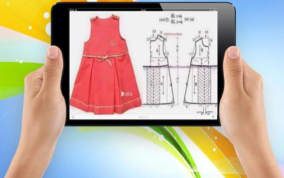 Design Patterns of Children's Clothing screenshot 2