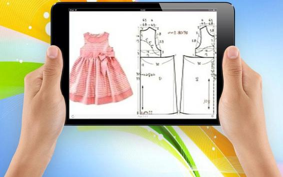 Design Patterns of Children's Clothing screenshot 3